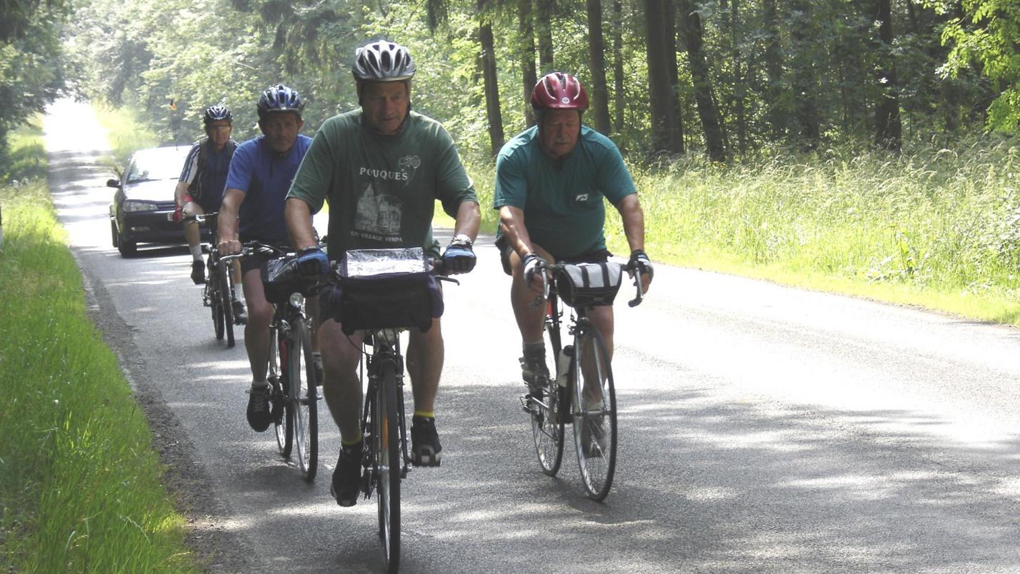 Lormes-Ulmen à vélo : le parcours