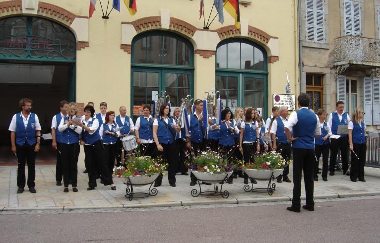 Fanfare de tambours et flûtes du 22 au 24 juin 2007