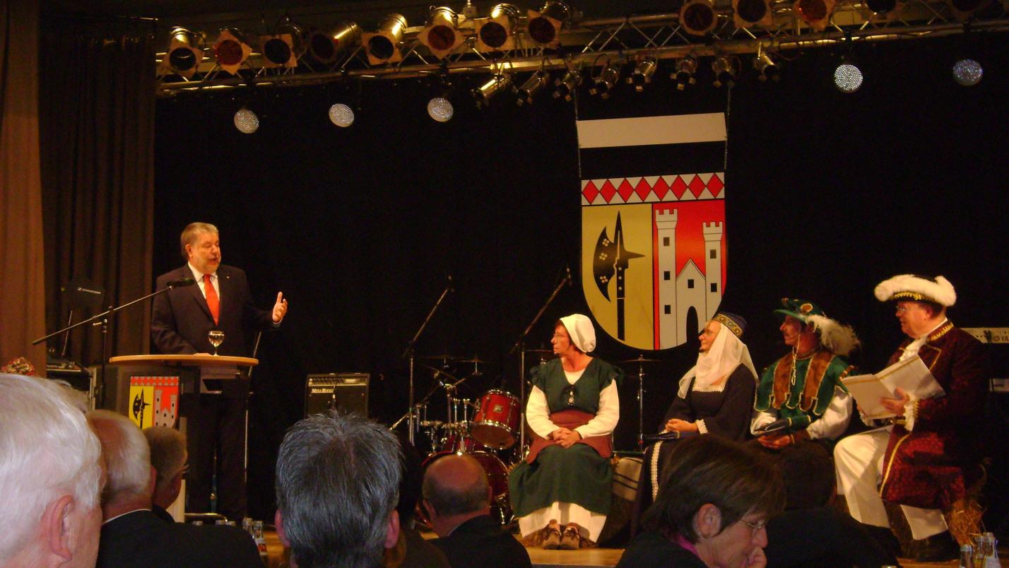 Voyage à Ulmen du 2 au 4 octobre 2009