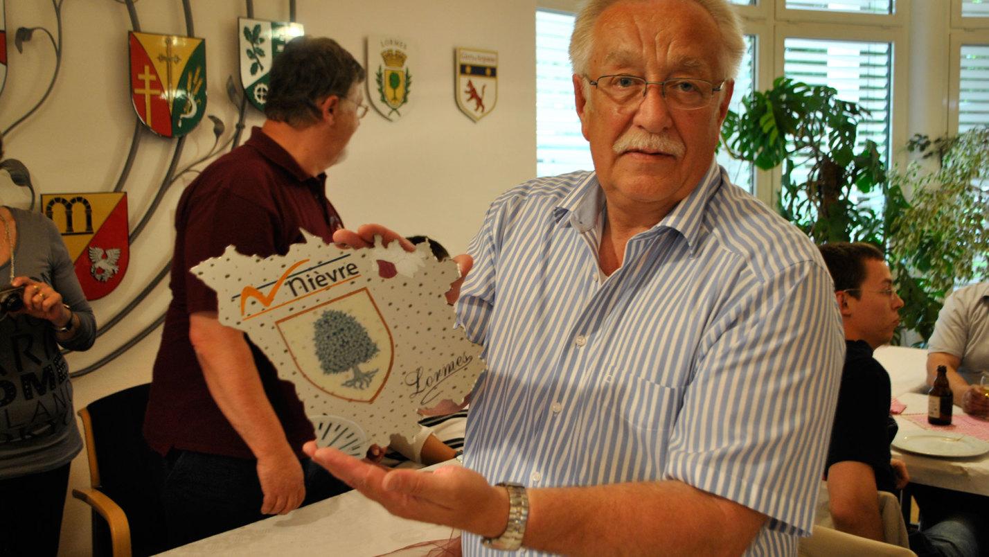 Visite à Ulmen en juin 2012