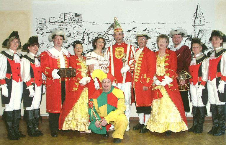 Le «Karneval» de Ulmen